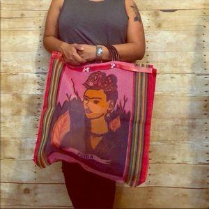 Handbags - Frida kahlo market bag